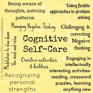 Cognitive Self-Care-copyright